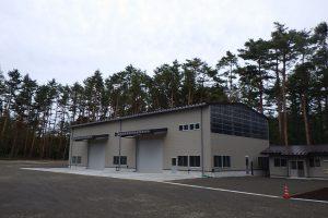 西山組倉庫